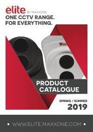 Elite Catalogue 2019 Spring/Summer