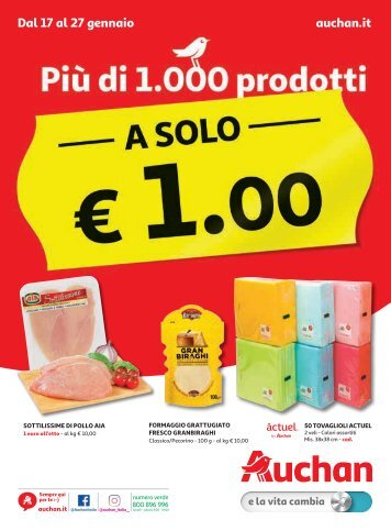 Auchan Sassari 2019-01-17