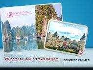 Welcome to Tonkin Travel Vietnam