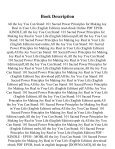 All the Joy You Can Stand 101 Sacred Power Principles for Ma - Page 3