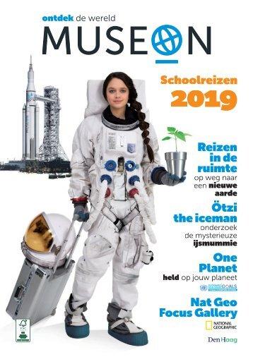 Museon - Schoolreis magazine 2019