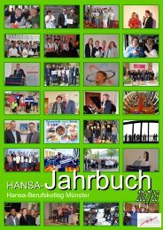 Hansa-Jahrbuch 2017/18