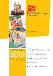 FBS-Programm FEB-AUG 2019