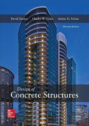 Design of Concrete Structures (David Darwin)