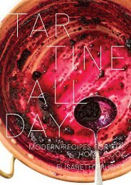 Tartine All Day: Modern Recipes for the Home Cook (Elisabeth Prueitt)