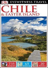 Chile   Easter Island (DK Eyewitness Travel Guides) (Dk Travel)