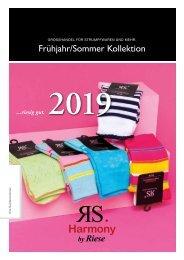 Frühjahr Sommer Kollektion 2019