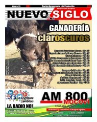 Revista Agropecuaria Nuevo Siglo 175
