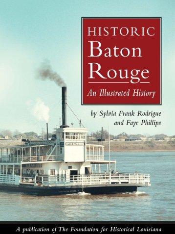 Historic Baton Rouge