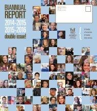 JFS Annual Report 2016
