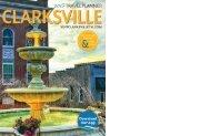 2019 Clarksville Travel Planner