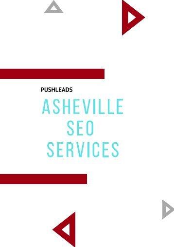 Asheville SEO Services