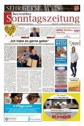 2019-01-20 Bayreuther Sonntagszeitung