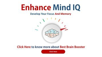 What is the Best Brain Booster pills