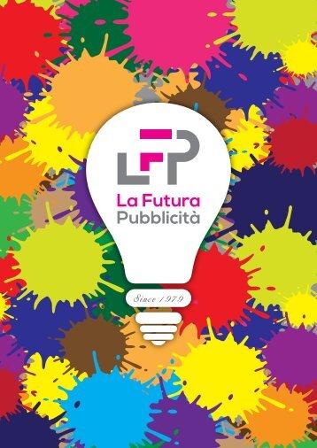 Catalogo La Futura Pubblicità Gadget