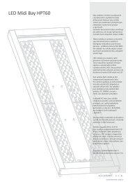 LUXART Midi-Bay HPT60 (Ta 60°C)