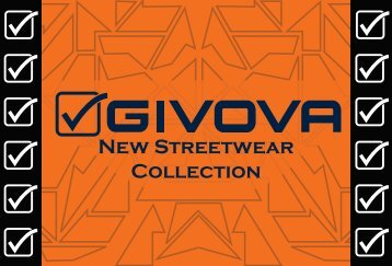 GIVOVA New Streetwear Collection