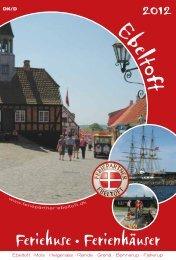 Katalog 2012 online - Feriepartner Danmark