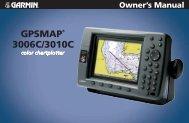 GPSMAP 3006C, 3010C +español