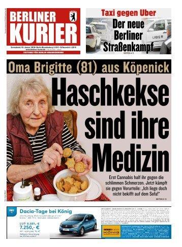 Berliner Kurier 19.01.2019