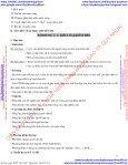 CHUYÊN ĐỀ ÔN THI THPT QG KIM LOẠI KIỀM THỔ VÀ HỢP CHẤT & CACBOHIĐRAT - Page 6