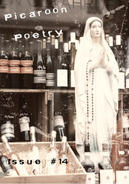 Picaroon Poetry - Issue #14 - January 2019