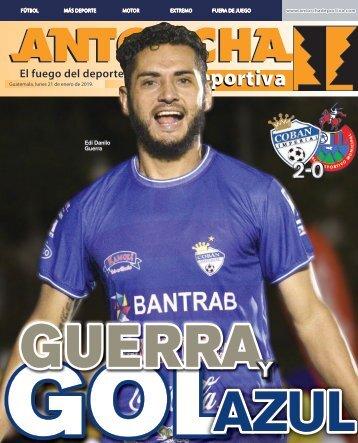 Antorcha Deportiva 352