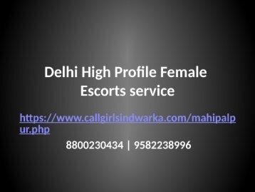 Mahipalpur Escorts | Delhi Independent Russian Call Girl Mahipalpur