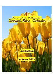 Amtsblatt  Februar 2019  Entwurf  17 01  19