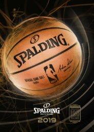 Spalding Katalog 2019