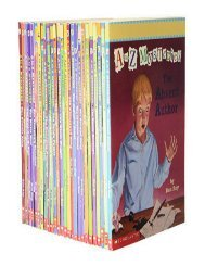 A to Z Mysteries (26 Book Set) by Ron Roy (2006) Paperback