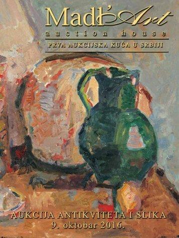 Madl'Art - Aukcija antikviteta i slika