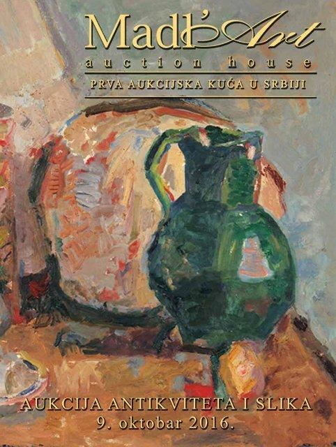 Madlart Aukcija Antikviteta I Slika