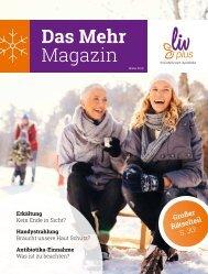 Das Mehr Magazin: Winter 2019