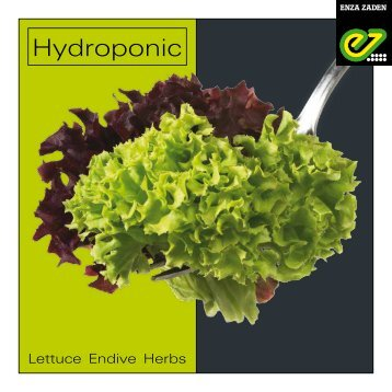 Brochure Hydroponic 2017 | 2018 English version