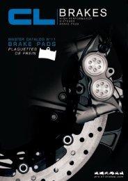 CL Brakes Catalogue