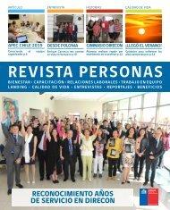 Revista Personas Diciembre 2018
