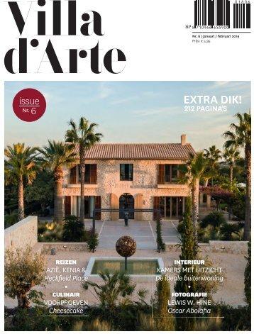 Villa d'Arte 6 2018