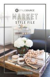 REstyleSOURCE Market Style File | Winter 2019