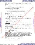 PHÂN LOẠI VÀ PHƯƠNG PHÁP GIẢI BÀI TẬP GIAO THOA SÓNG TRÊN MẶT NƯỚC - Page 7