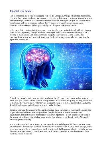 https://supplementfordiet.com/think-tank-mind-canada/