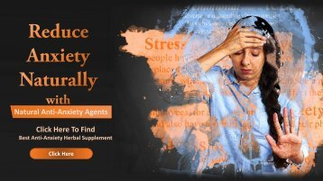 Best Anti-Anxiety Herbal Supplement