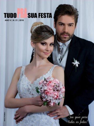 Revista TudoPraSuaFesta - Edição 21