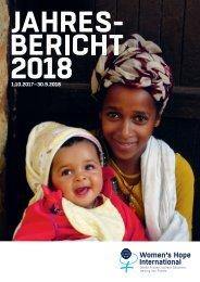 WHI_Jahresbericht 2018_Web