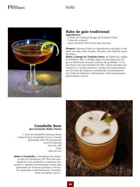 Revista Carta Premium - Oitava Edição