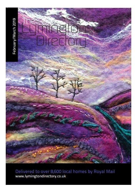 Lymington Directory Feb/Mar