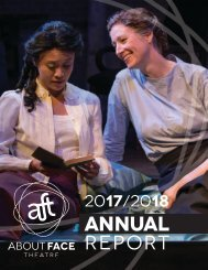 2018 AFT Annual Report