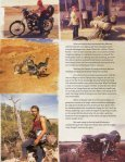 Tommy in Harley Davidson's magazine  - Page 7