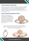 Buy a Precious and Dazzling Morganite Engagement Ring for Her - Page 2