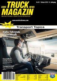 Euro Truck News Digital Nr. 02/2019